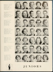 Page 11, 1955 Edition, Mars Hill College - Laurel Yearbook (Mars Hill, NC) online yearbook collection