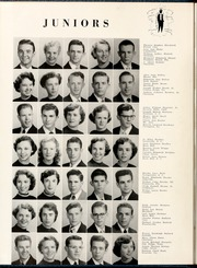 Page 12, 1955 Edition, Mars Hill College - Laurel Yearbook (Mars Hill, NC) online yearbook collection