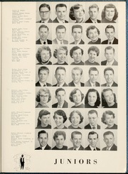 Page 13, 1955 Edition, Mars Hill College - Laurel Yearbook (Mars Hill, NC) online yearbook collection