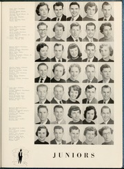 Page 15, 1955 Edition, Mars Hill College - Laurel Yearbook (Mars Hill, NC) online yearbook collection