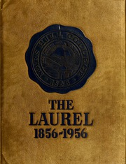 Page 1, 1956 Edition, Mars Hill College - Laurel Yearbook (Mars Hill, NC) online yearbook collection