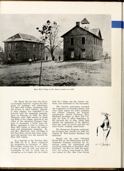 Page 14, 1956 Edition, Mars Hill College - Laurel Yearbook (Mars Hill, NC) online yearbook collection
