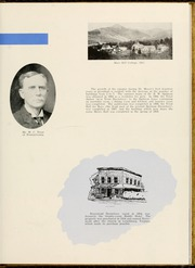 Page 15, 1956 Edition, Mars Hill College - Laurel Yearbook (Mars Hill, NC) online yearbook collection