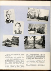 Page 16, 1956 Edition, Mars Hill College - Laurel Yearbook (Mars Hill, NC) online yearbook collection