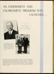 Page 17, 1956 Edition, Mars Hill College - Laurel Yearbook (Mars Hill, NC) online yearbook collection