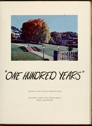 Page 7, 1956 Edition, Mars Hill College - Laurel Yearbook (Mars Hill, NC) online yearbook collection