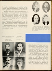 Page 9, 1956 Edition, Mars Hill College - Laurel Yearbook (Mars Hill, NC) online yearbook collection