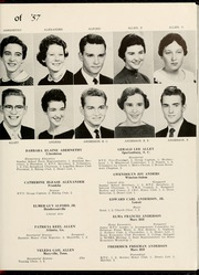 Page 13, 1957 Edition, Mars Hill College - Laurel Yearbook (Mars Hill, NC) online yearbook collection