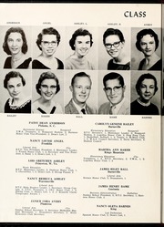 Page 14, 1957 Edition, Mars Hill College - Laurel Yearbook (Mars Hill, NC) online yearbook collection