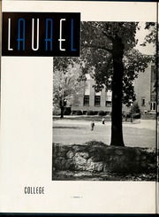 Page 16, 1958 Edition, Mars Hill College - Laurel Yearbook (Mars Hill, NC) online yearbook collection