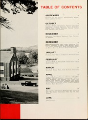 Page 11, 1959 Edition, Mars Hill College - Laurel Yearbook (Mars Hill, NC) online yearbook collection