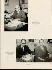 Page 15, 1959 Edition, Mars Hill College - Laurel Yearbook (Mars Hill, NC) online yearbook collection