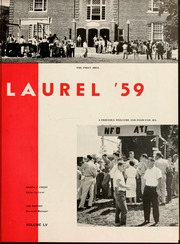 Page 7, 1959 Edition, Mars Hill College - Laurel Yearbook (Mars Hill, NC) online yearbook collection