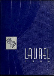 Page 1, 1960 Edition, Mars Hill College - Laurel Yearbook (Mars Hill, NC) online yearbook collection