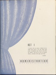 Page 11, 1960 Edition, Mars Hill College - Laurel Yearbook (Mars Hill, NC) online yearbook collection