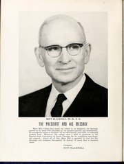Page 12, 1960 Edition, Mars Hill College - Laurel Yearbook (Mars Hill, NC) online yearbook collection