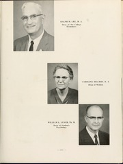 Page 13, 1960 Edition, Mars Hill College - Laurel Yearbook (Mars Hill, NC) online yearbook collection