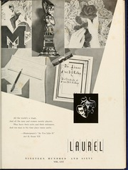 Page 5, 1960 Edition, Mars Hill College - Laurel Yearbook (Mars Hill, NC) online yearbook collection
