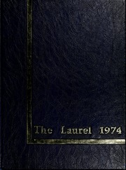 1974 Edition, Mars Hill College - Laurel Yearbook (Mars Hill, NC)