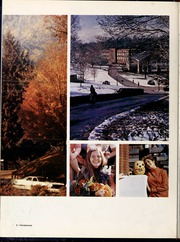 Page 12, 1974 Edition, Mars Hill College - Laurel Yearbook (Mars Hill, NC) online yearbook collection