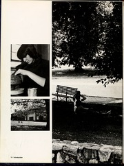 Page 14, 1974 Edition, Mars Hill College - Laurel Yearbook (Mars Hill, NC) online yearbook collection
