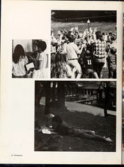 Page 16, 1974 Edition, Mars Hill College - Laurel Yearbook (Mars Hill, NC) online yearbook collection