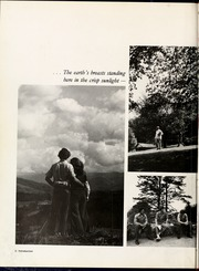 Page 6, 1974 Edition, Mars Hill College - Laurel Yearbook (Mars Hill, NC) online yearbook collection
