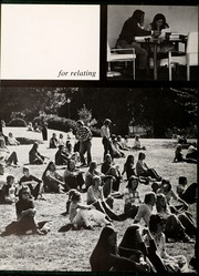 Page 14, 1975 Edition, Mars Hill College - Laurel Yearbook (Mars Hill, NC) online yearbook collection