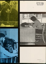 Page 9, 1975 Edition, Mars Hill College - Laurel Yearbook (Mars Hill, NC) online yearbook collection