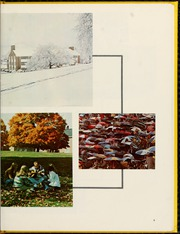 Page 13, 1978 Edition, Mars Hill College - Laurel Yearbook (Mars Hill, NC) online yearbook collection