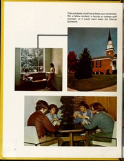 Page 16, 1978 Edition, Mars Hill College - Laurel Yearbook (Mars Hill, NC) online yearbook collection