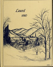 1980 Edition, Mars Hill College - Laurel Yearbook (Mars Hill, NC)