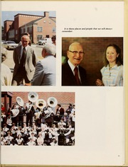 Page 19, 1980 Edition, Mars Hill College - Laurel Yearbook (Mars Hill, NC) online yearbook collection