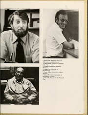 Page 25, 1980 Edition, Mars Hill College - Laurel Yearbook (Mars Hill, NC) online yearbook collection