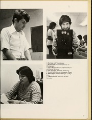 Page 29, 1980 Edition, Mars Hill College - Laurel Yearbook (Mars Hill, NC) online yearbook collection