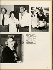 Page 33, 1980 Edition, Mars Hill College - Laurel Yearbook (Mars Hill, NC) online yearbook collection