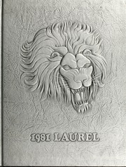 Page 1, 1981 Edition, Mars Hill College - Laurel Yearbook (Mars Hill, NC) online yearbook collection