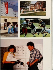 Page 17, 1981 Edition, Mars Hill College - Laurel Yearbook (Mars Hill, NC) online yearbook collection