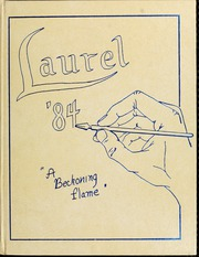 1984 Edition, Mars Hill College - Laurel Yearbook (Mars Hill, NC)