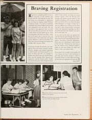 Page 17, 1986 Edition, Mars Hill College - Laurel Yearbook (Mars Hill, NC) online yearbook collection