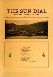 Page 1, 1926 Edition, Montreat College - Sundial Yearbook (Montreat, NC) online yearbook collection