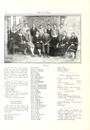 Page 12, 1926 Edition, Montreat College - Sundial Yearbook (Montreat, NC) online yearbook collection