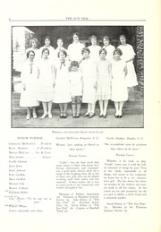 Page 6, 1926 Edition, Montreat College - Sundial Yearbook (Montreat, NC) online yearbook collection