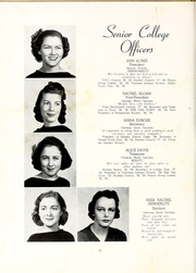 Page 12, 1939 Edition, Montreat College - Sundial Yearbook (Montreat, NC) online yearbook collection