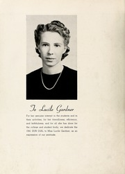 Page 6, 1941 Edition, Montreat College - Sundial Yearbook (Montreat, NC) online yearbook collection