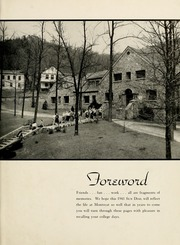 Page 7, 1941 Edition, Montreat College - Sundial Yearbook (Montreat, NC) online yearbook collection