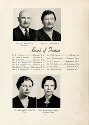 Page 8, 1941 Edition, Montreat College - Sundial Yearbook (Montreat, NC) online yearbook collection