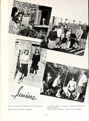 Page 13, 1943 Edition, Montreat College - Sundial Yearbook (Montreat, NC) online yearbook collection