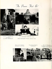 Page 8, 1943 Edition, Montreat College - Sundial Yearbook (Montreat, NC) online yearbook collection
