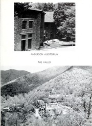 Page 13, 1956 Edition, Montreat College - Sundial Yearbook (Montreat, NC) online yearbook collection